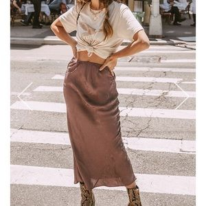 Spell and the Gypsy ROSALIE JACQUARD SKIRT